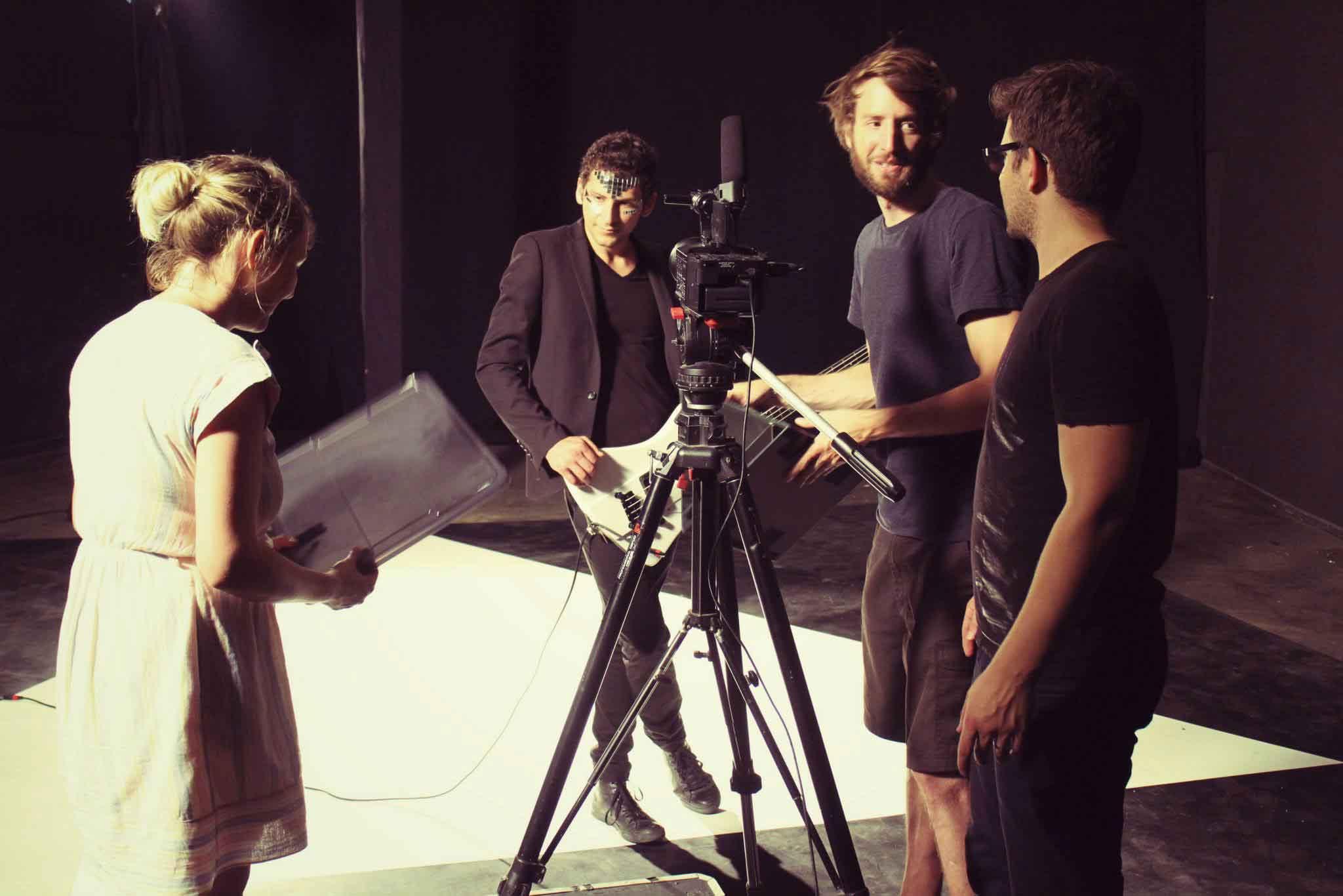 Plasma Video Shoot