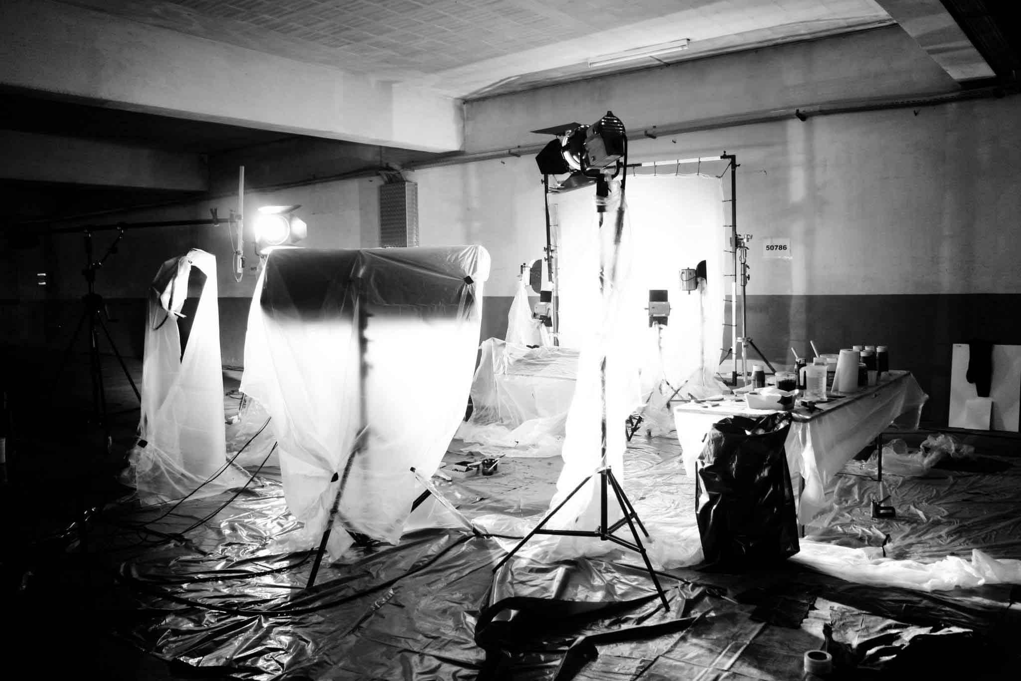 Plasma Video Shoot Fabian Oefner