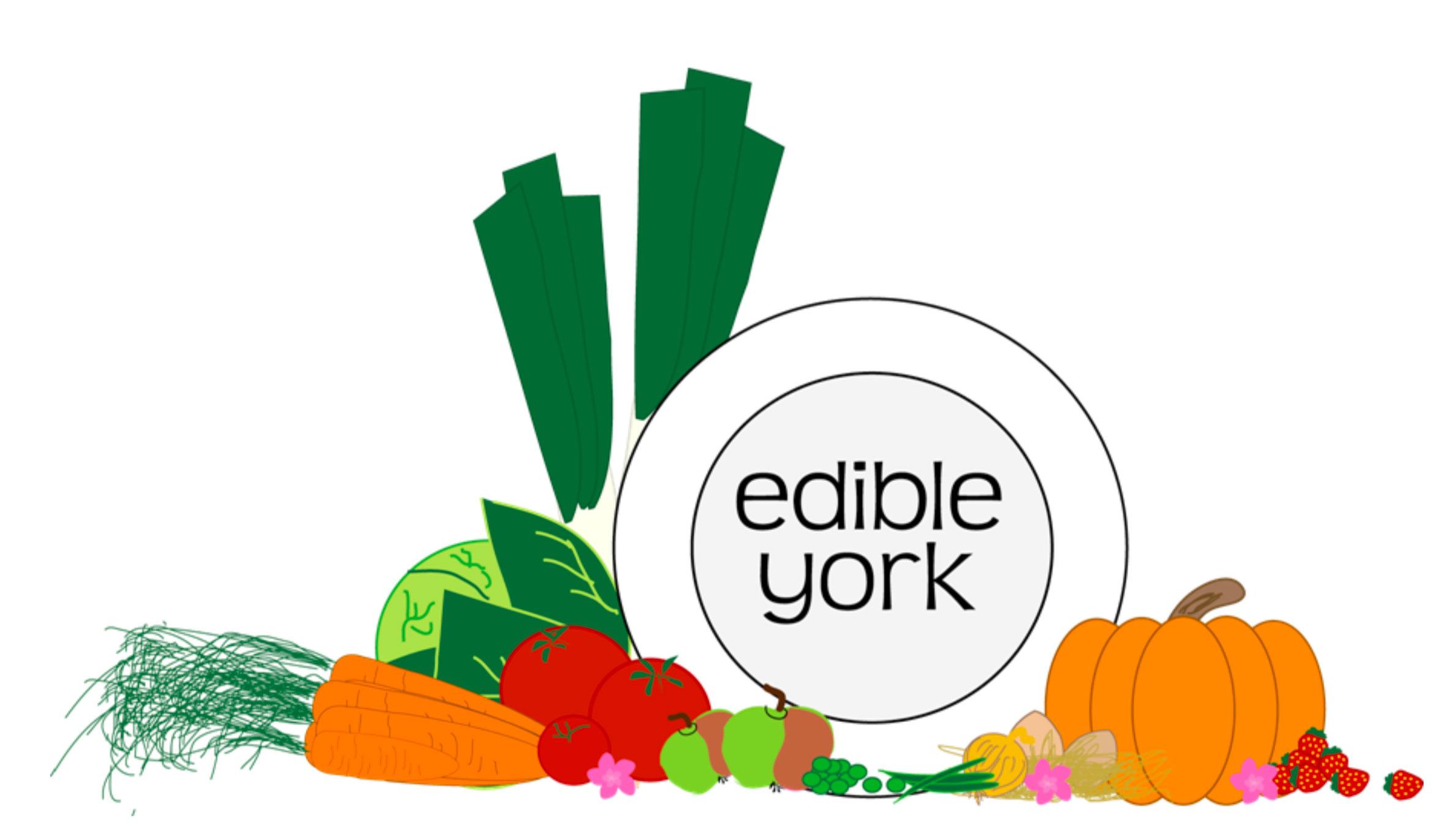 Edible York Previous Logo
