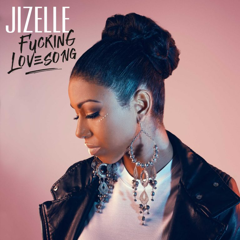 Jizelle F*****g Lovesong Single Cover Art