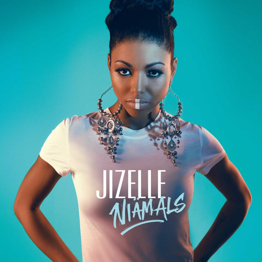 Jizelle Niaemals Single Cover Art