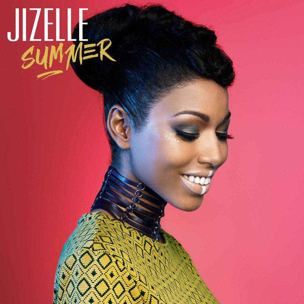 Jizelle Summer Single Cover Art