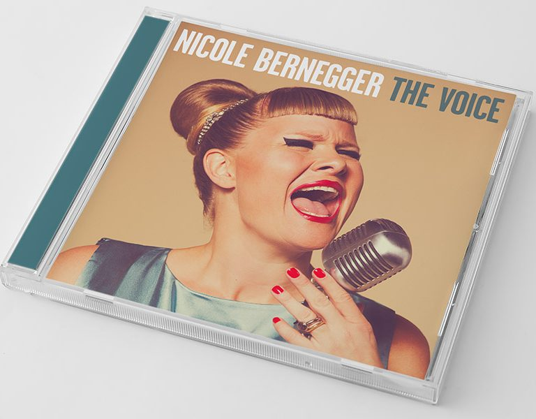 NIcole Bernegger The Voice Album