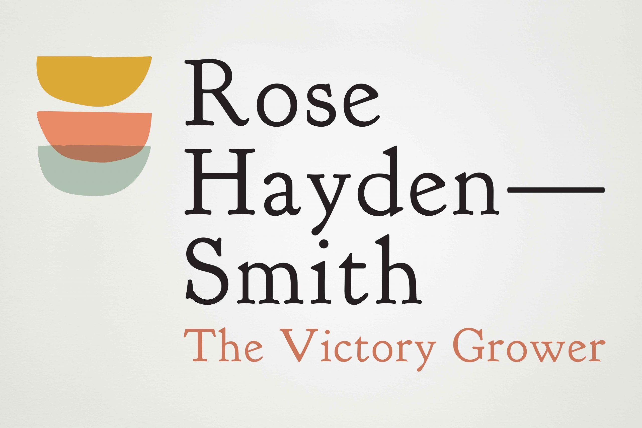 Rose Hayden-Smith Branding Logo