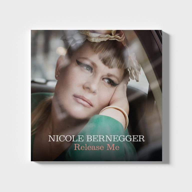 Nicole Bernegger Release Me Single Cover Art